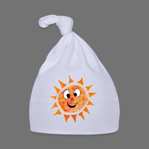 Słońce - Czapeczka niemowlęca