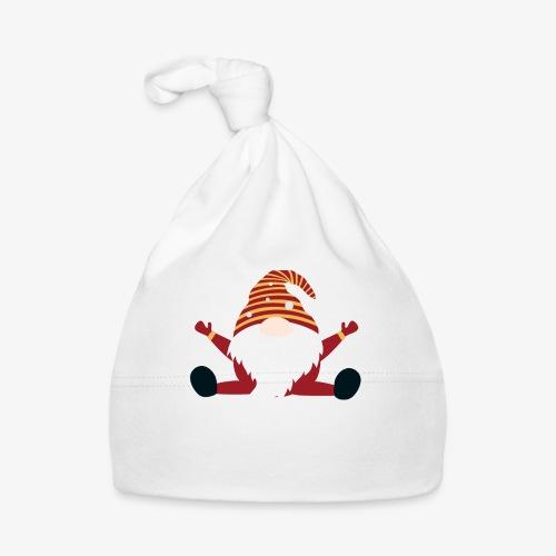 gnome lutin scandinave de noel - Bonnet Bébé