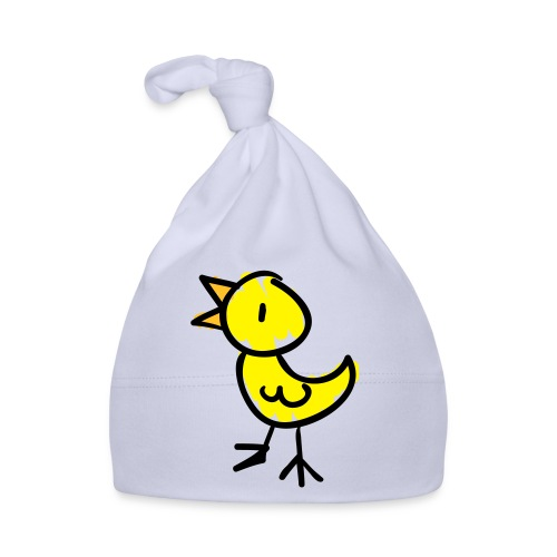 Bird Line Drawing Pixellamb - Baby Mütze