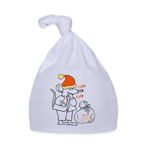 Nikolaus Weihnachten - Baby Mütze