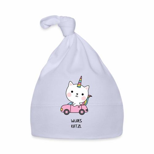 Wüdes Katzl - Baby Mütze