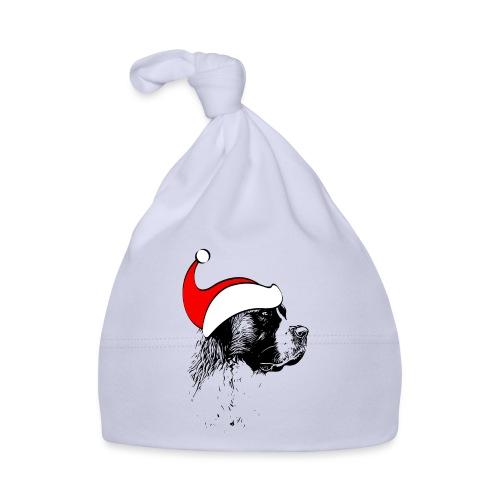Weihnachten Bernhardiner Hunde Geschenkidee Design - Baby Mütze