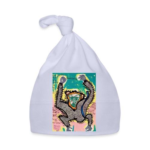the monkey - Cappellino neonato