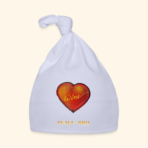HEART - PEACE BRO - Muts voor baby's
