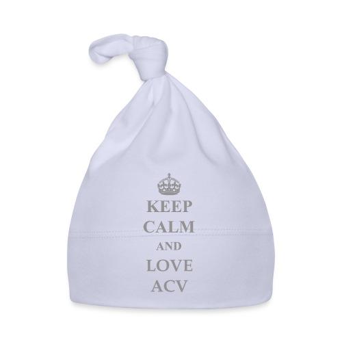 Keep Calm and Love ACV - Schriftzug - Baby Mütze