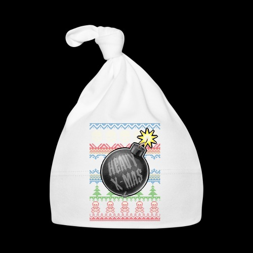 Heavy X-Mas Christbaumkugel-Bombe - Baby Mütze