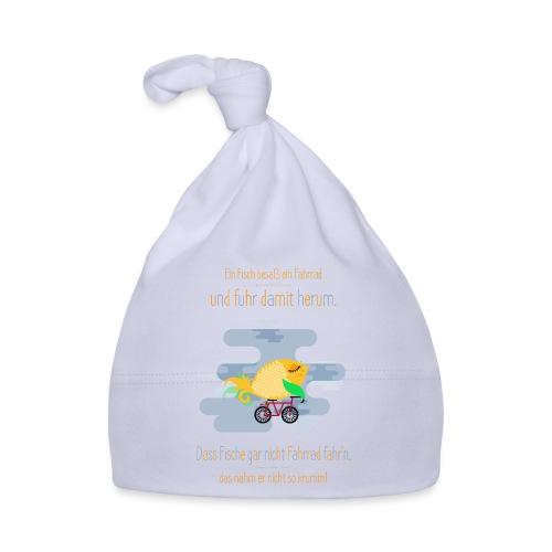 Der Fahrrad-Fisch - Baby Mütze