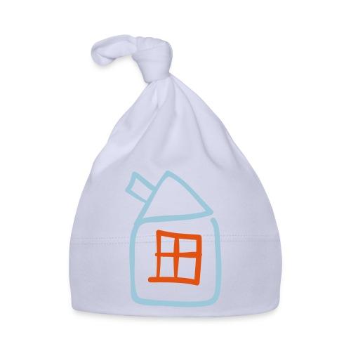 House Outline Pixellamb - Baby Mütze