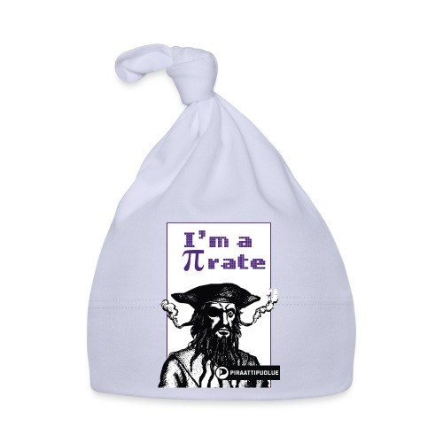 I am a pirate - Vauvan myssy