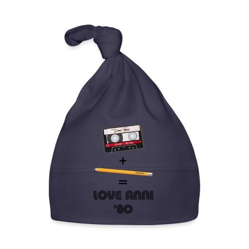 Maglietta love anni 80 - Cappellino neonato