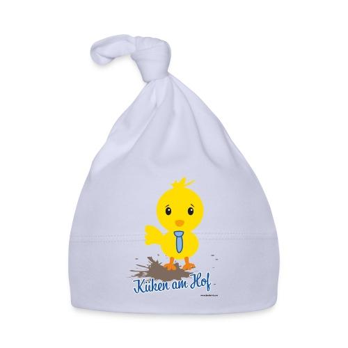 Küken am Hof, Design für Jungen - Baby Mütze