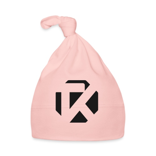 Logo TK Noir - Bonnet Bébé