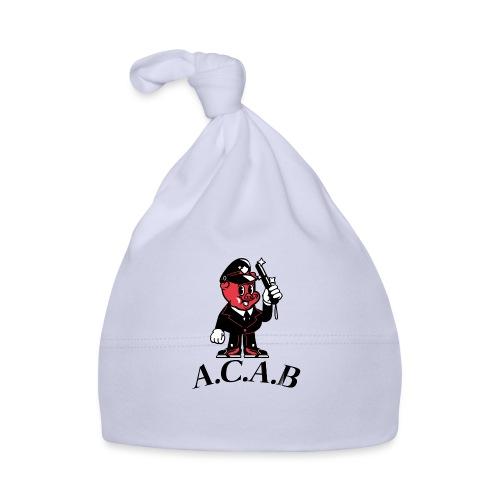 A.C.A.B cochon - Bonnet Bébé