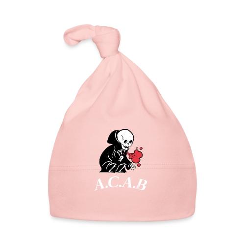 A.C.A.B la mort - Bonnet Bébé