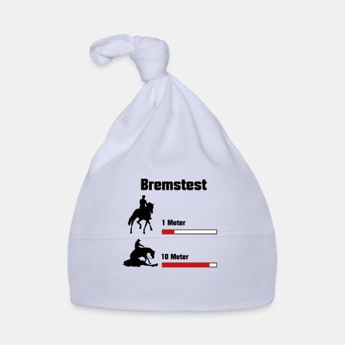 Bremstest - Baby Mütze