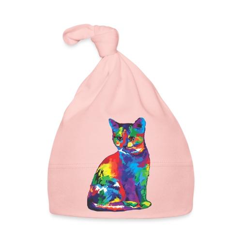 Katze - Baby Mütze