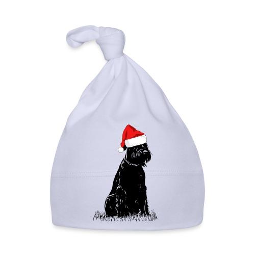 Riesenschnauzer Weihnachten Schnauzer Hund - Baby Mütze