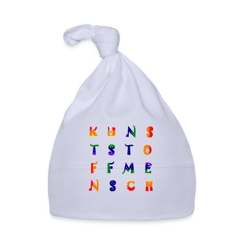 KunstStoffMensch #6 - Rainbow Edition - Baby Mütze