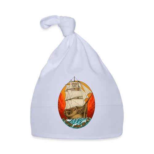 Segelschiff - Baby Mütze