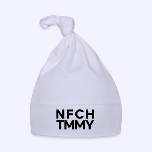 Einfach Tommy / NFCHTMMY / Black Font - Baby Mütze