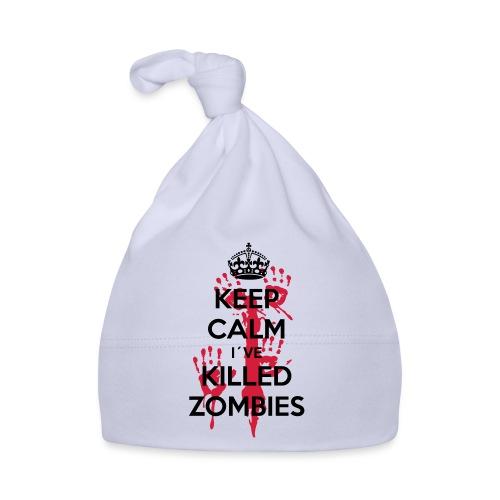 keep calm i have killed zombies - Baby Mütze