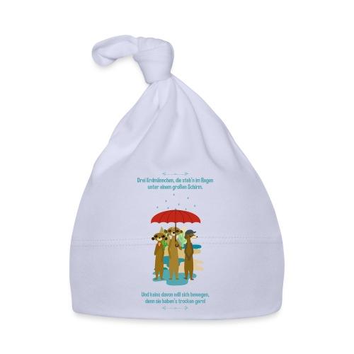 Erdmännchen - Baby Mütze