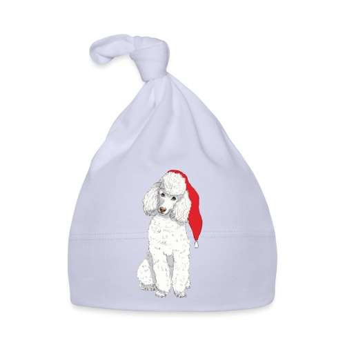 Poodle toy W - christmas - Babyhue