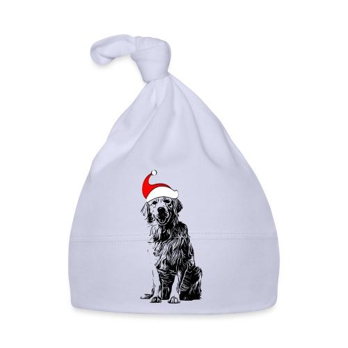 Weihnachten Golden Retriever Geschenk Hund - Baby Mütze