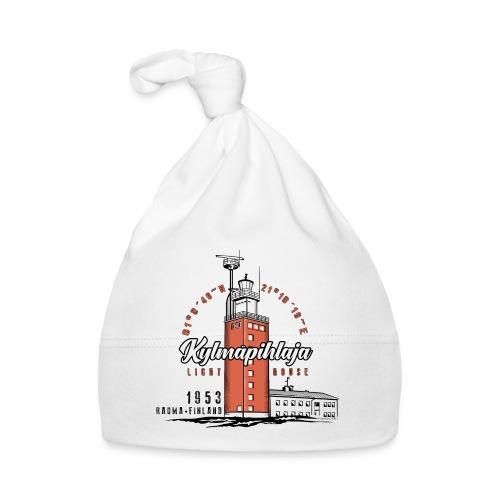 Finnish Lighthouse KYLMÄPIHLAJA Textiles, and Gift - Vauvan myssy