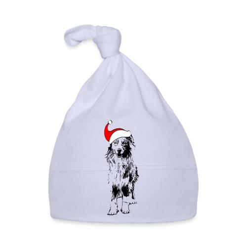 Weihnachten Australian Shepherd Aussie Hund - Baby Mütze