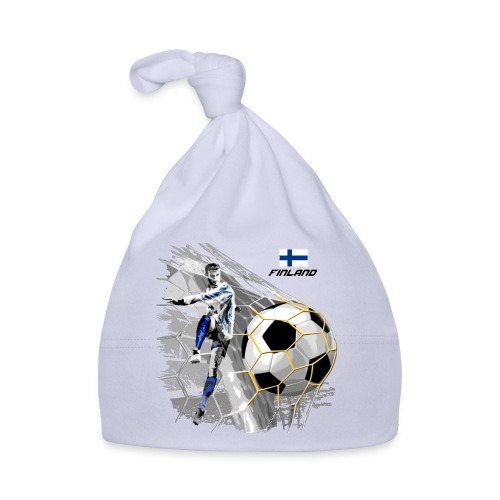 FINLAND FOOTBALL SOCCER PLAY T SHIRTS, GIFTS etc. - Vauvan myssy