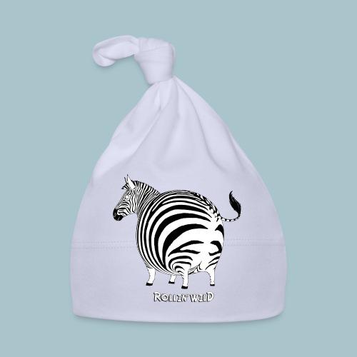 Rollin' Wild - Zebra - Baby Cap