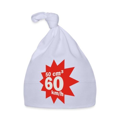 50 ccm, 60 km/h - Baby Mütze