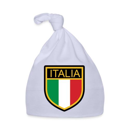 SCUDETTO ITALIA CALCIO - Cappellino neonato