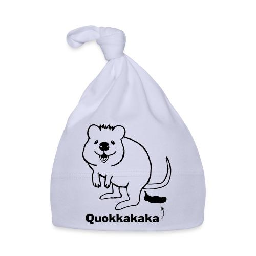 Quokkakaka Quokka Kacka Känguruh Australien - Baby Mütze