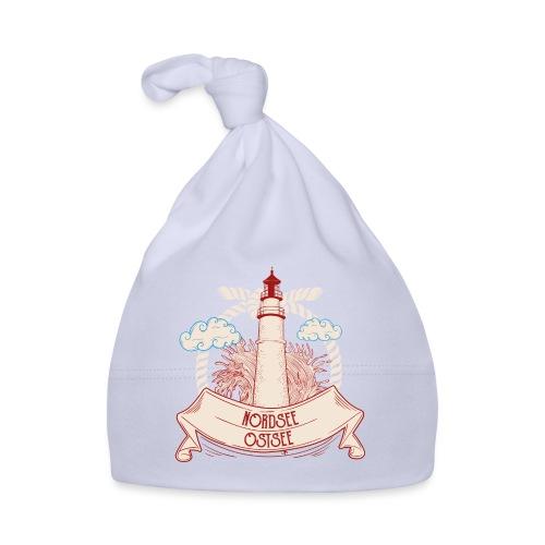 Leuchtturm Nordsee Ostsee - Baby Mütze