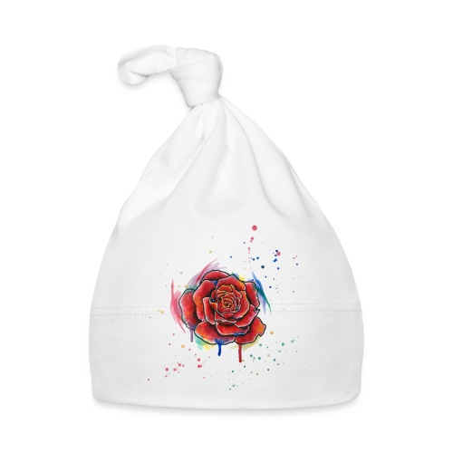 Rose Watercolors Nadia Luongo - Cappellino neonato