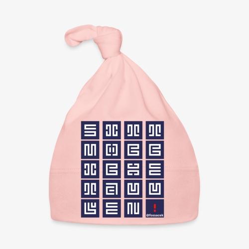 SittMocciche - Cappellino neonato