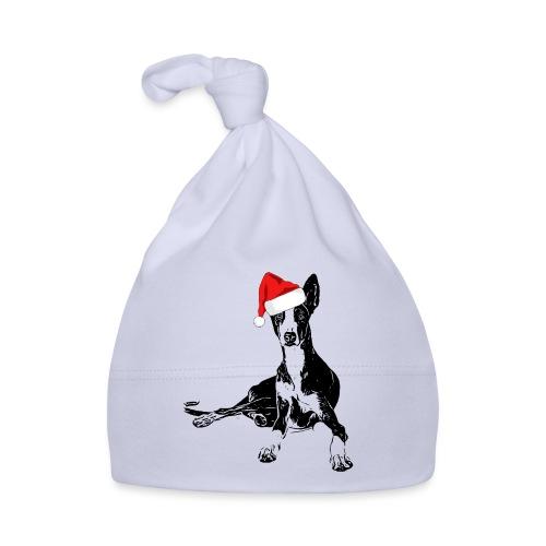 Weihnachten Podenco Hunde Geschenkidee - Baby Mütze