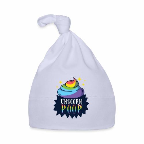 Unicorn Poop - Baby Mütze