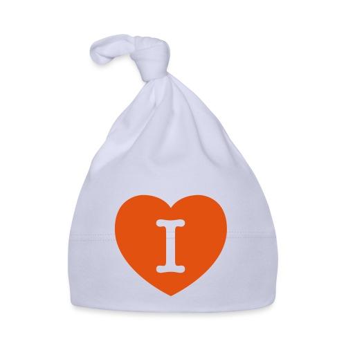 I - LOVE Heart - Baby Cap