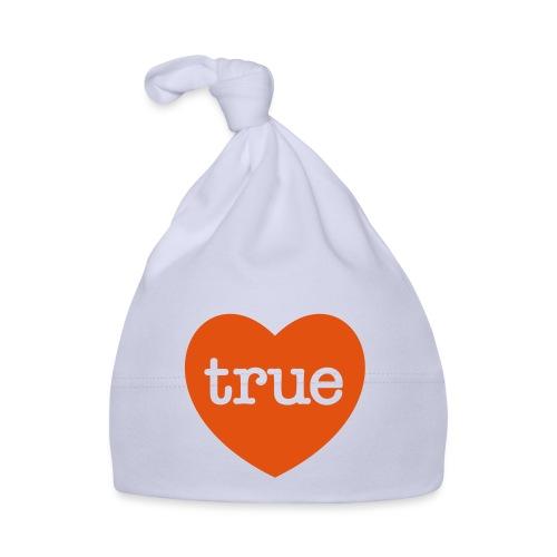TRUE LOVE Heart - Baby Cap