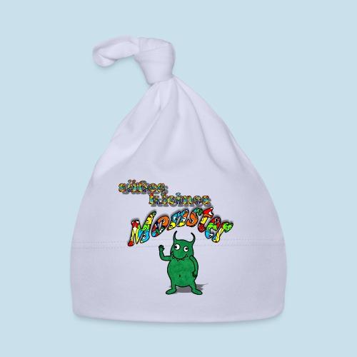 Süßes kleines Monster - Baby Mütze