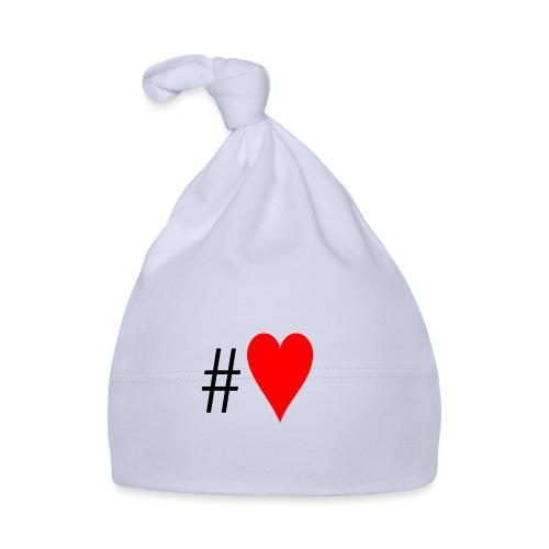 Hashtag Heart - Baby Cap