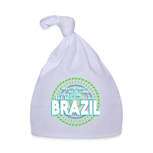 Lemon Brazil Mandala - Bonnet Bébé