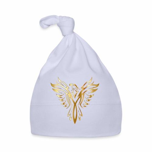 Złoty fenix - Czapeczka niemowlęca
