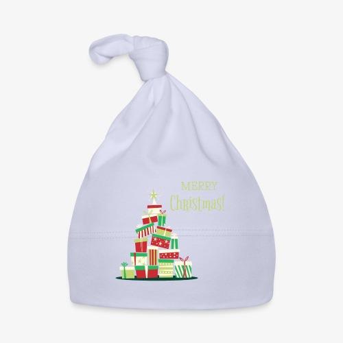 Cadeaux - Merry Christmas - Bonnet Bébé
