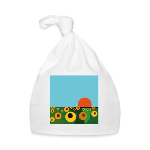 Sunflower - Baby Cap