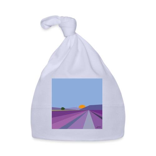 Lavender - Baby Cap