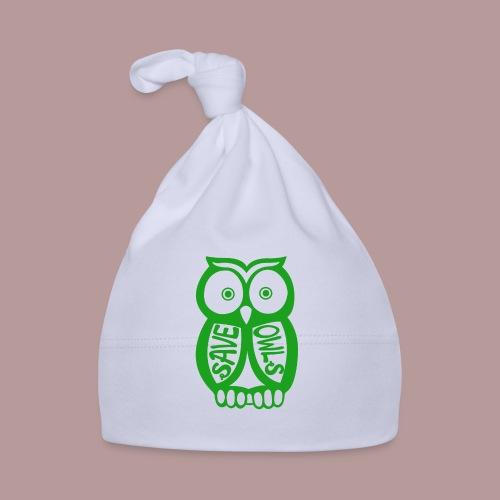 Save owls - Bonnet Bébé